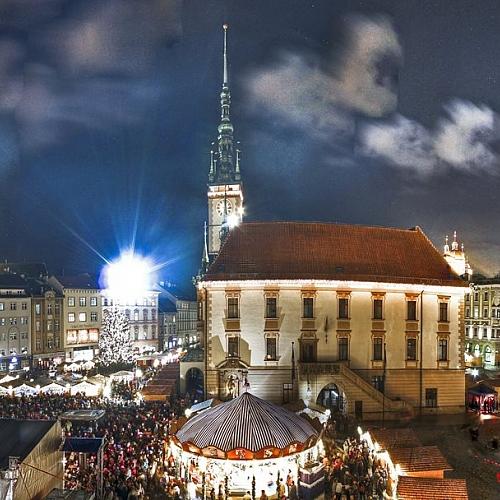 Olomoucké Vánoce 2019