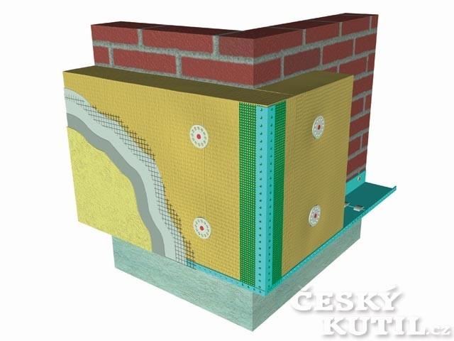 Úspora energie – zateplení fasády, podlahy a rozvodů