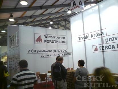 Wienerberger představuje novinku na veletrhu For Arch 2009