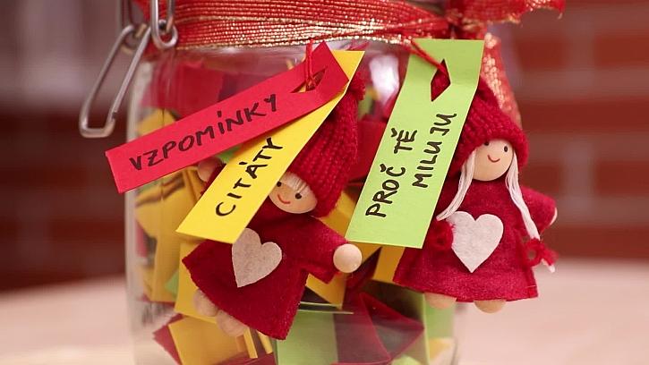 Vánoční dárek od srdce