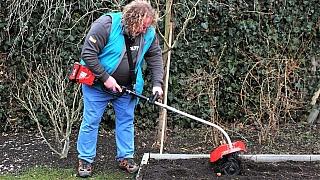 Kultivátor a vertikutátor na jednu baterii aneb akuprogram pro zahradu