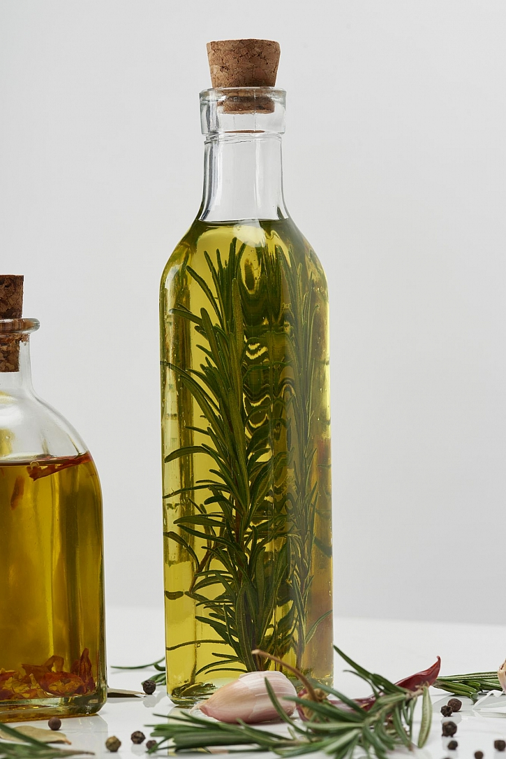Bylinný olej