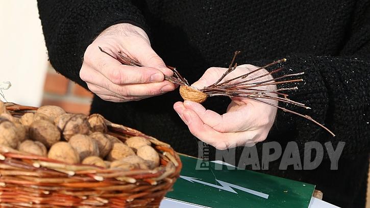 Návod na výrobu dřevěného zajíce: vytvoříme čumáček