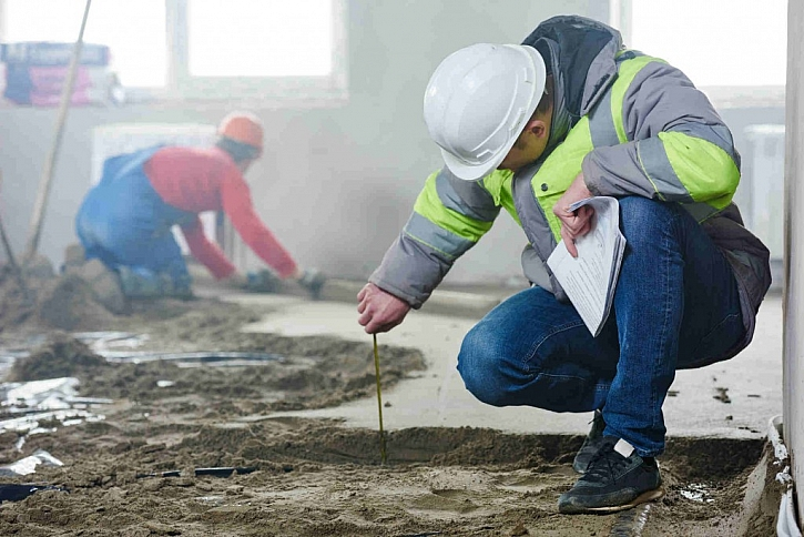 Jaké úkoly má stavební dozorce? Mimo jiné dbá na kvalitu prováděných prací...