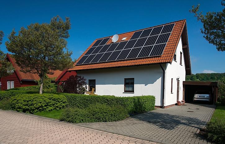 Montáž fotovoltaiky v systému Battery box
