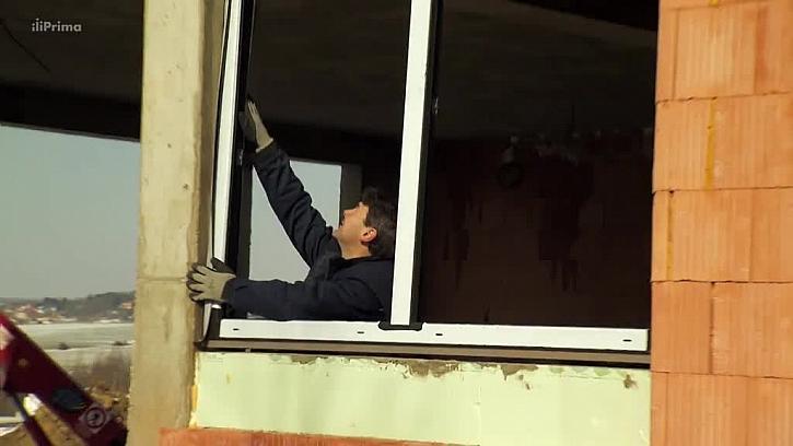 Jak namontovat okno