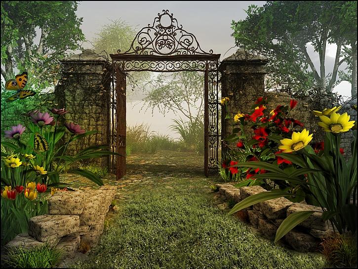 Zahrada duše