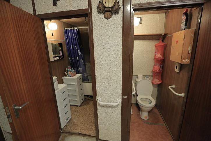 Koupelna pro dívku po obrně - Jak se staví sen