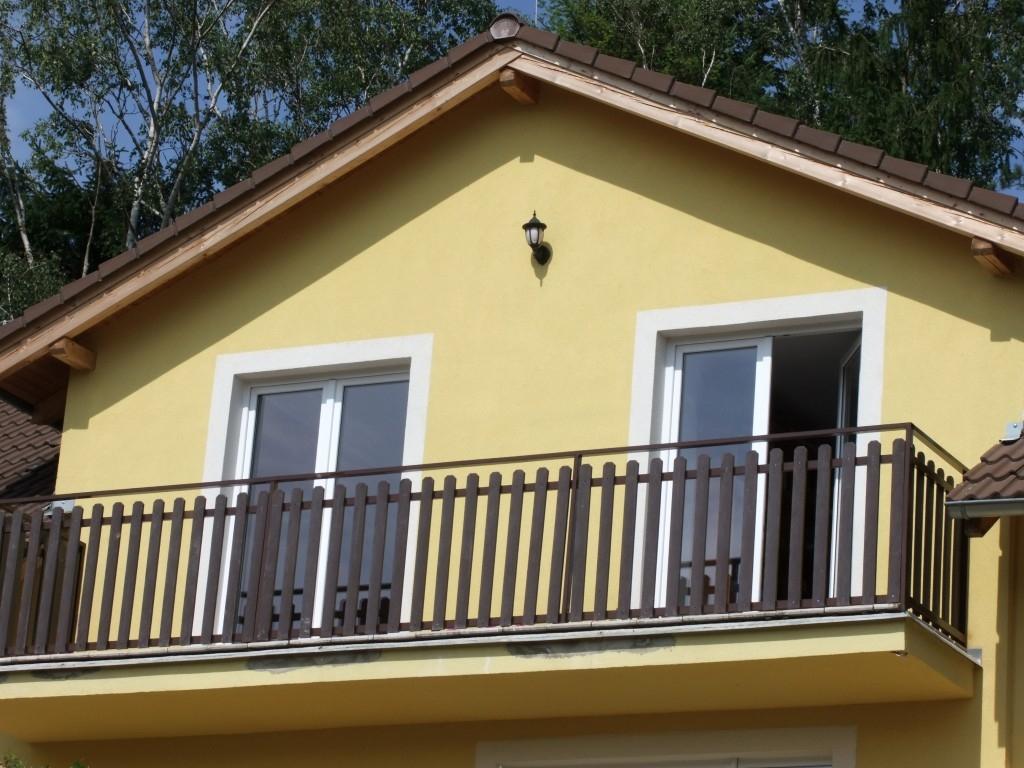 Systém pro terasy a balkony