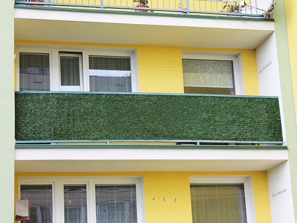 Dostatek soukromí na zahradě, terase nebo balkónu zajistí stínící sítě