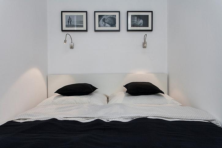 Původní postel v novém kabátě