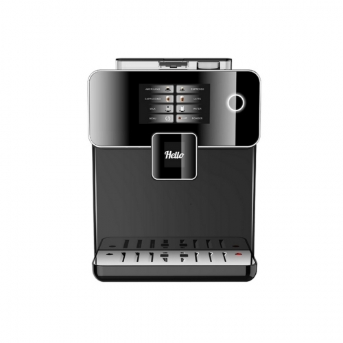 Kávovar Bravo ROOMA RM-A10 - Černá