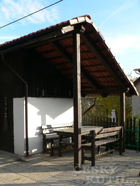 Přístavba chalupy v Orlických horách