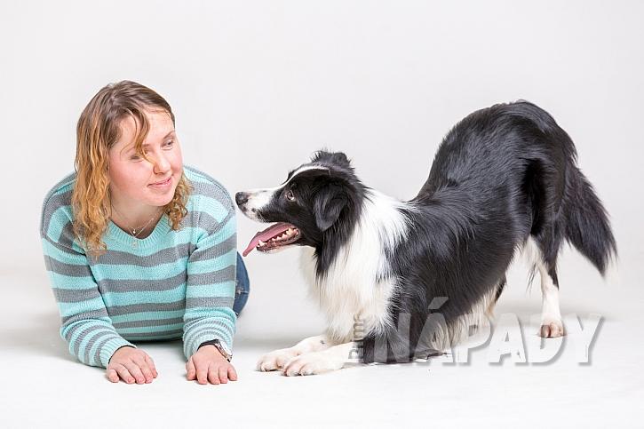 Dog dancing: zábava s paničkou či páníčkem bude pejska bavit