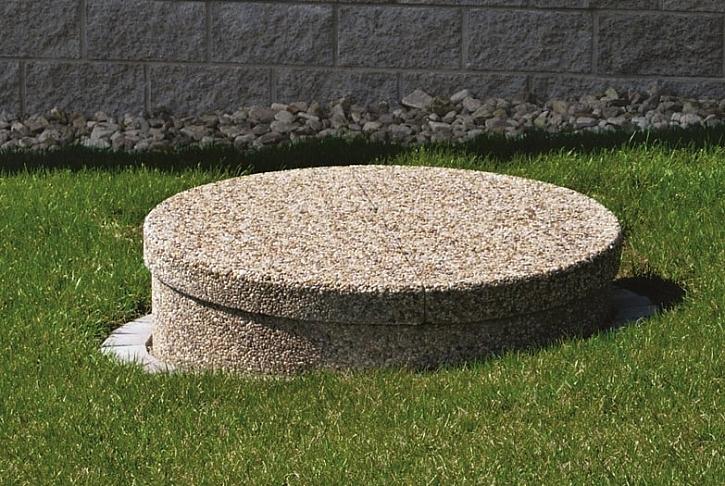 Proč beton na zahradě