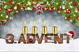 3. adventní neděle je stříbrná