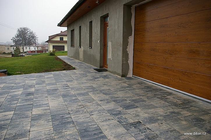 Betonová dlažba té nejvyšší kvality