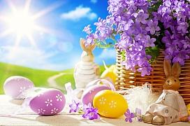 Jak vypočítat datum Velikonoc? Kdy začínají Velikonoce?