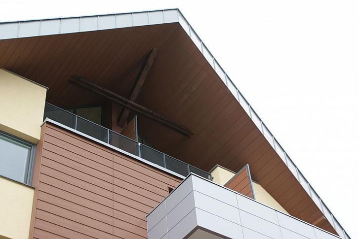 A ještě podhledy, sokly, balkony…