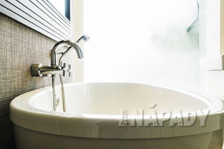 Výměnou vodovodní baterie dodáte koupelně nový vzhled (Zdroj: depositphotos.com)