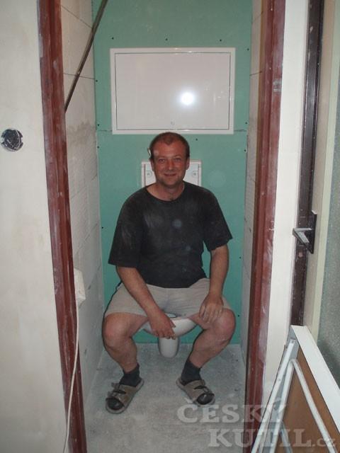Nová koupelna za týden