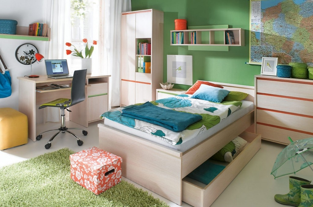 Dětská postel: aby se dítěti dobře spalo