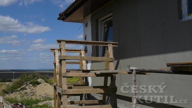 Dřevostavba na vlastní kůži 55. díl - fasáda a interiér