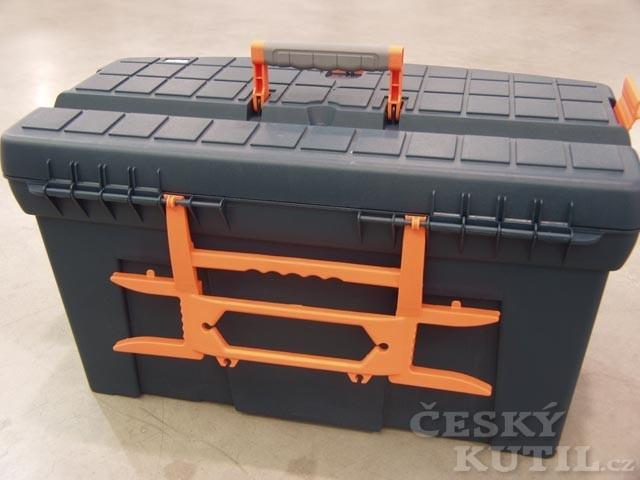 Dílna v kufru