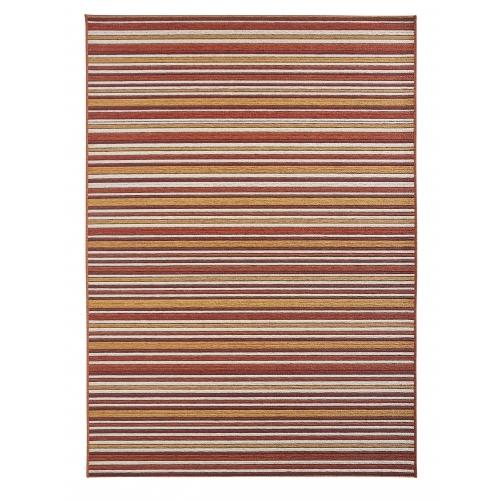 Bougari - Hanse Home koberce Kusový koberec Lotus Red Terra Orange 103242 - 200x290 cm Červená