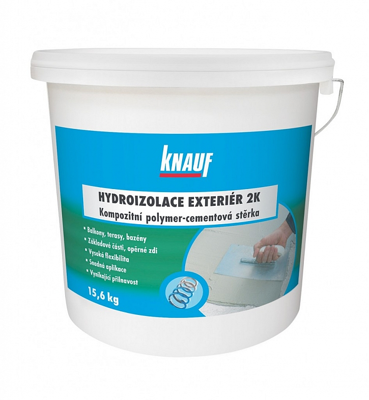 Hydroizolace Exteriér 2K