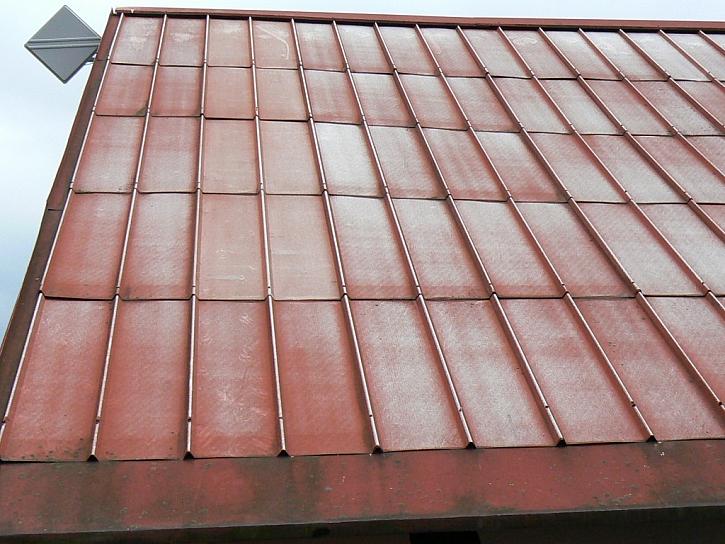 Plechové střechy čtenářů