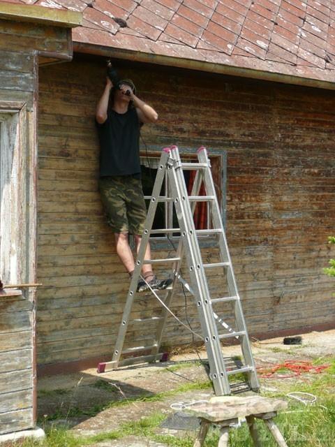 Pojištění úrazu – dobrý pomocník při práci na zahradě či v domě