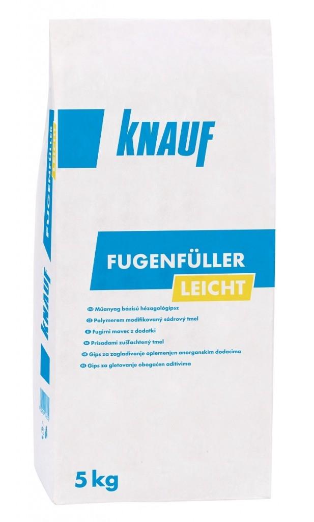 Jak získat k zakoupené suché podlaze Knauf F 146 tmel Knauf FUGENFÜLLER LEICHT ZDARMA