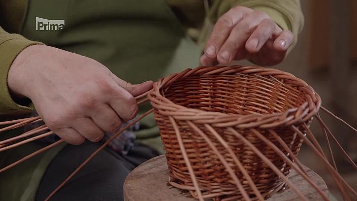 Konec pletení