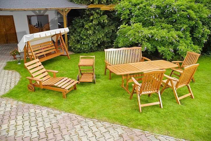 Podzimní péče o zahradní nábytek s barvami SOKRATES