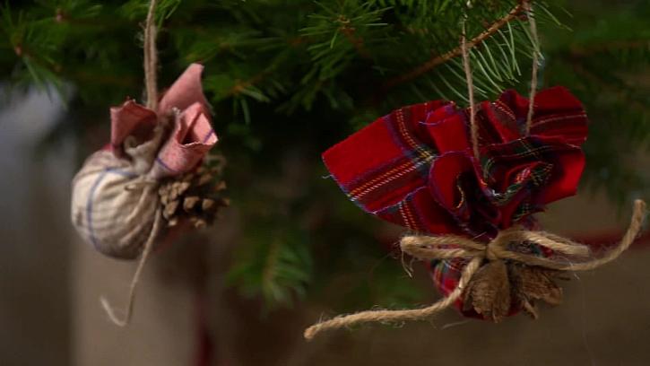 Jak si zrenovovat staré vánoční ozdoby
