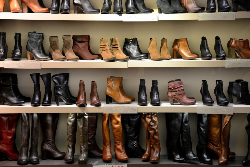 Botník pro všechny vaše boty