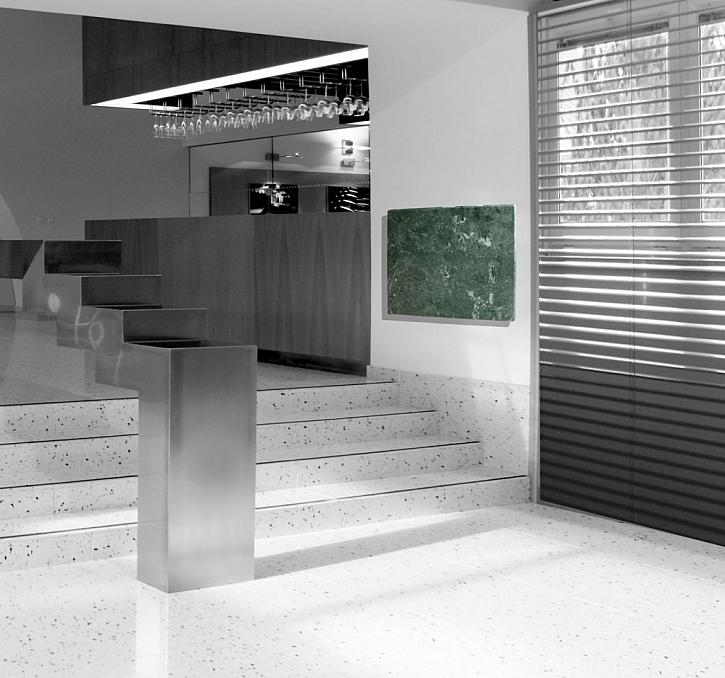 Sálavé vytápění – designové skleněné GR panely