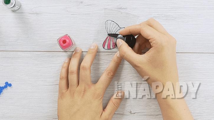 Motýl z plastové láhve aneb Co se dá vyrobit z petky 2