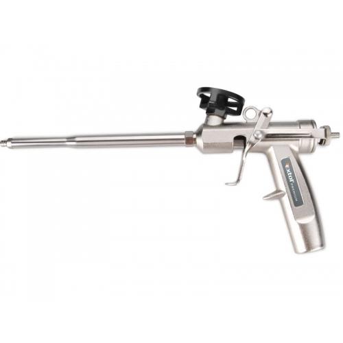 EXTOL PREMIUM pistole na PU pěnu celokovová