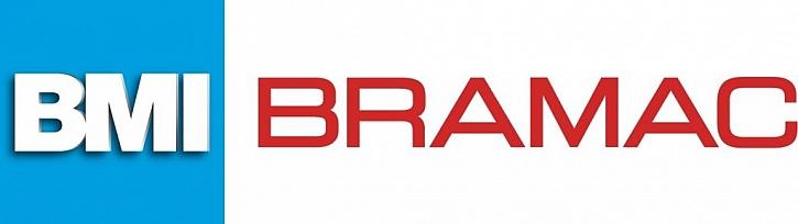 Logo BRAMAC střešní systémy, spol. s r.o.