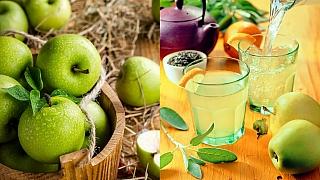 Domácí jablečné sirupy sbylinkami akořením