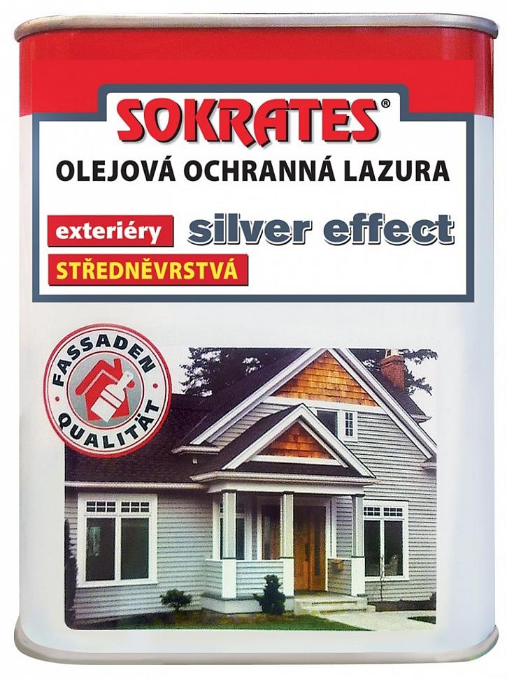 SOKRATES - Olejová ochranná lazura
