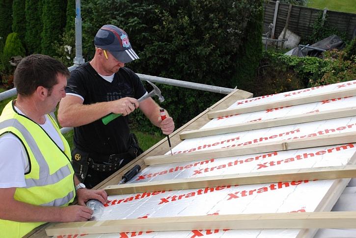 Zateplení pro každou střechu