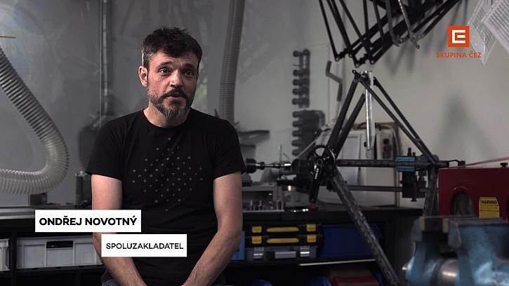 Ondřej Novotný nejen o zakládání firmy FESTKA (Zdroj: Prima DOMA)