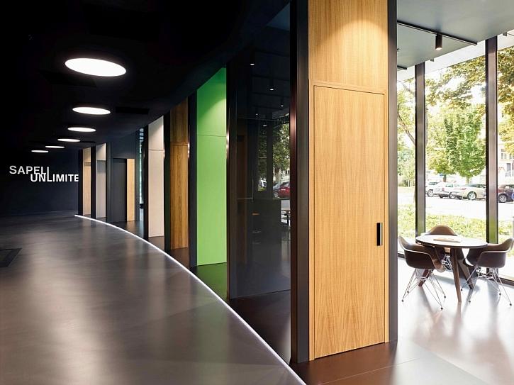 SAPELI UNLIMITED – nový prostor pro příznivce interiérového designu