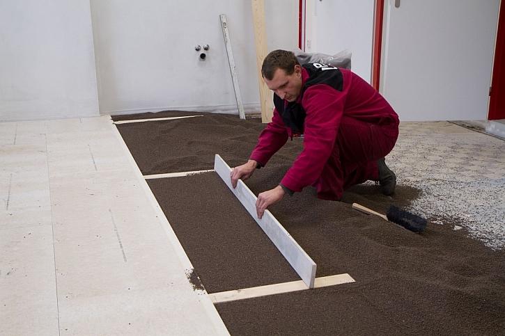 Rekonstrukci začněte od podlahy s Liporem