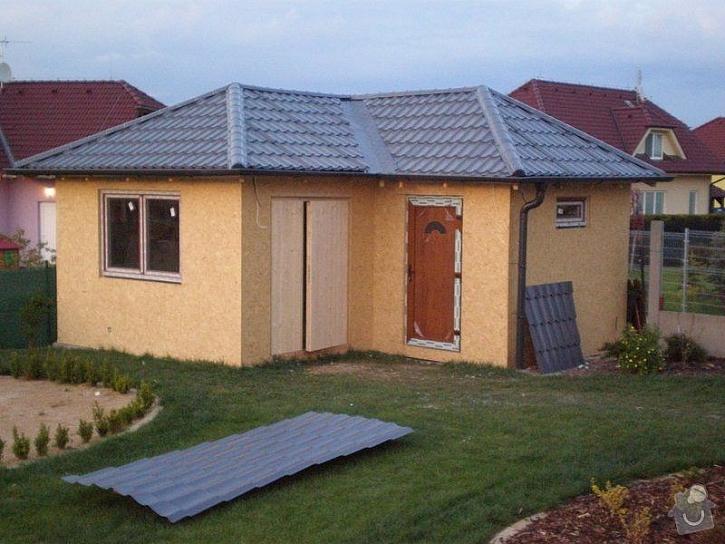 Komplikovaný tvar střechy = více materiálu a práce a tím pádem i více peněz
