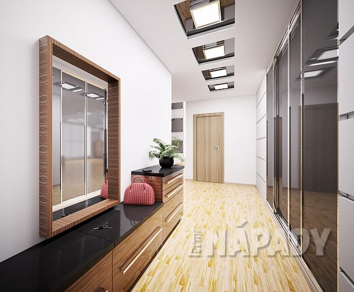 Moderní vestavěné skříně