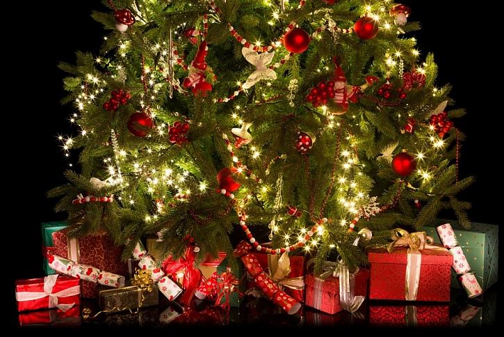 Pozor na vánoční svítící řetězy